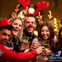 Ugly Sweater Christmas Singles Mixer