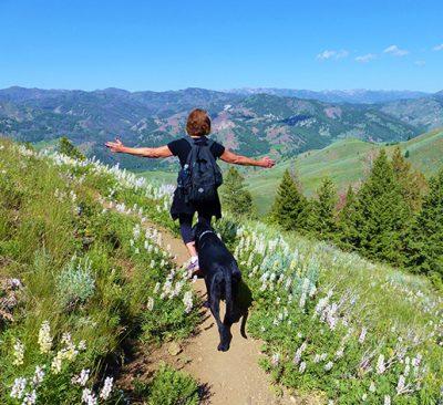 A Teacher's Fall Break: Hiking Jones Park