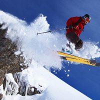 Exploring Colorado's World of White with Adventure Photographers
