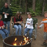 Family Nature Camp Day