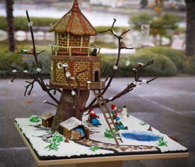 Gingerbread Habitats Workshop