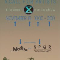 Small Works X: A Call for Artists