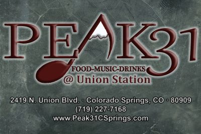 PEAK 31 @ Union Station located in Colorado Springs CO