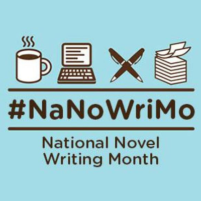 Come Write In! National Novel Writing Month