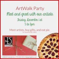 December ArtWalk Party