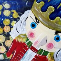Paint & Pinot: Nutcracker at Night