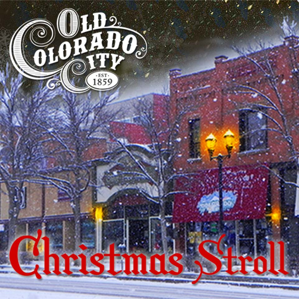 Old Colorado City Christmas Stroll 2020 Christmas Stroll 2017, Historic Old Colorado City at Historic Old