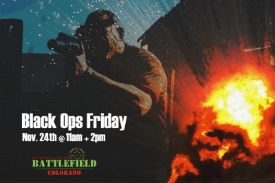 Black Ops Friday!