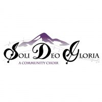 Christmas Concert presented by Soli Deo Gloria Community Choir at First United Methodist Church, Colorado Springs CO