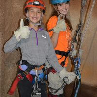 Vertical Caving Camp presented by CityRock Climbing Center at ,