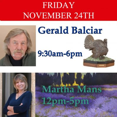 2017 All Gallery Sculpture Show: Black Friday