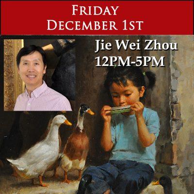 Jie Wei Zhou presented by Broadmoor Galleries at ,