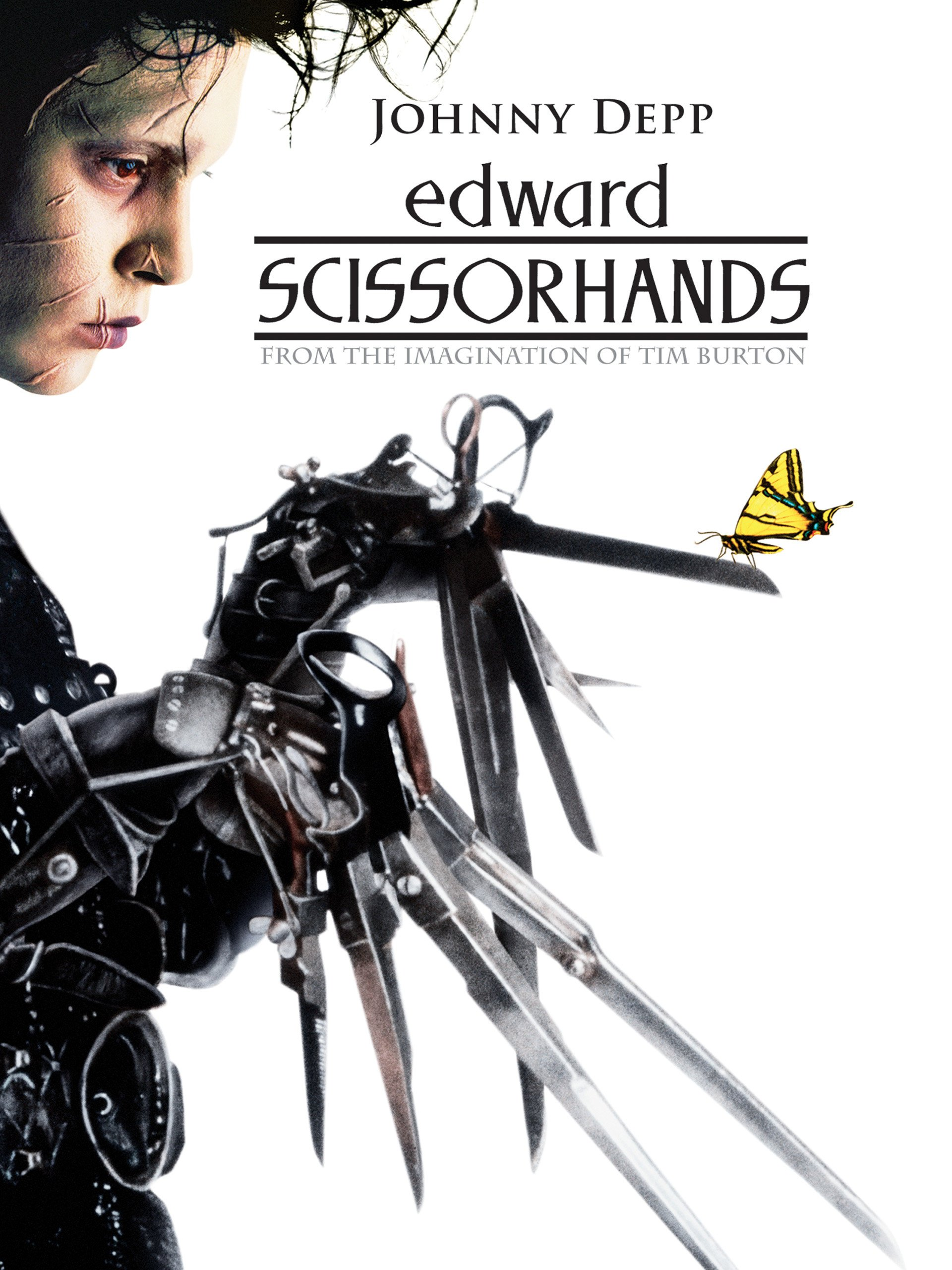 archetypes of edward scissor hands Edward scissorhands is a 1990 comedy-drama and gothic fiction archetypes edward is an unfinished creation of between johnny depp and.