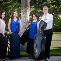 Veronika String Quartet: Glorious Guitar presented by Veronika String Quartet at Colorado Springs Fine Arts Center at Colorado College, Colorado Springs CO