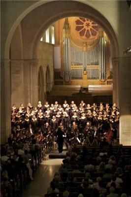 Colorado College Choir and Chamber Chorus Concert presented by Colorado College at Colorado College - Shove Chapel, Colorado Springs CO