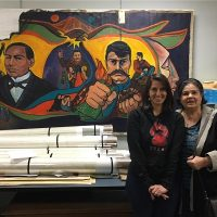 'Carlota D.R. Espinoza and the Politics of Chicana/o Art'