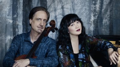 David Finckel & Wu Han: 'The Singing Cello'