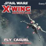 Star Wars X-Wing Fly Casual presented by Petrie's Family Games at Petrie's Family Games, Colorado Springs Colorado