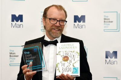 George Saunders presented by George Saunders at ,