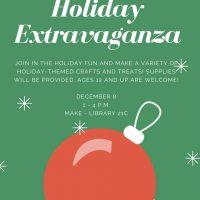 4th Annual Holiday Extravaganza