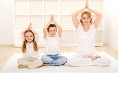 Programs for Kids: Freely Flowing Kiddo Yoga