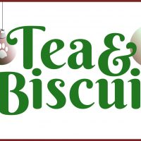 Tea & Biscuits: Holiday Tea Party