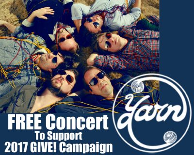 Give! Thanks Concert: Yarn
