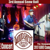 Give! Campaign: 3rd Annual Snow Ball presented by Rocky Mountain Highway Music Collaborative at Stargazers Theatre & Event Center, Colorado Springs CO