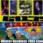 Winter Rockfest with 6035 and Starburn presented by Stargazers Theatre & Event Center at Stargazers Theatre & Event Center, Colorado Springs CO