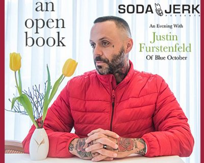An Open Book: An Evening with Justin Furstenfeld o...