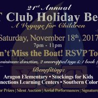 21st Annual Holiday Benefit
