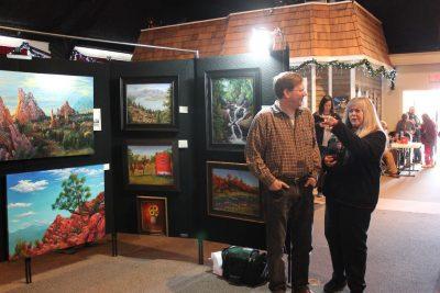 Mountain Holiday Arts Show