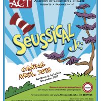 Seussical Jr. Auditions