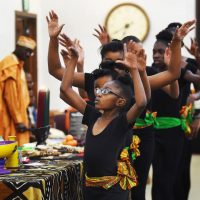 African Drumming & Dance Festival and Fashion Extravaganza presented by Colorado College - Armstrong Hall at Colorado College - Armstrong Hall, Colorado Springs CO