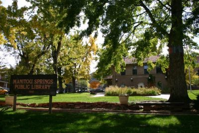 Friends of the Manitou Springs Community Library located in Manitou Springs CO