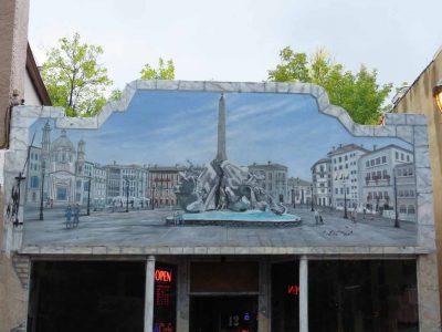 Piazza Navona Gallery: Front Exterior