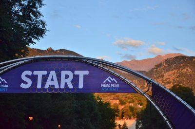 Pikes Peak Marathon located in Manitou Springs CO