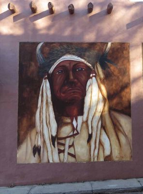 Osburns: Cheyenne Indian Chief