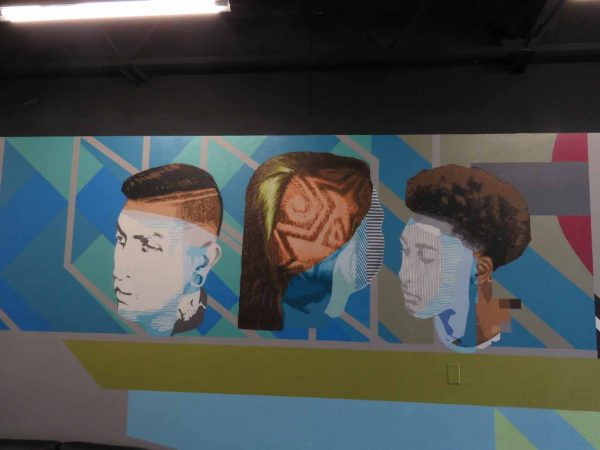 Barbershop Patrons:#2
