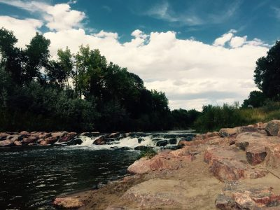 Fountain Creek Watershed District located in Colorado Springs CO
