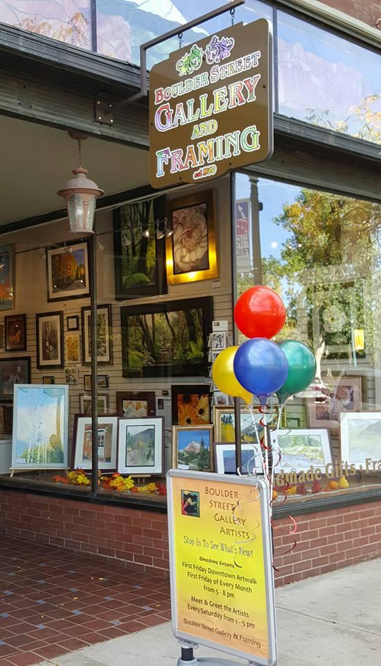 Boulder Street Gallery and Framing - PeakRadar.com