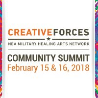 Creative Forces Community Summit