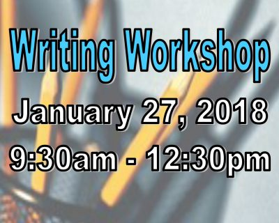 Winter Writer's Nonfiction Writing Class