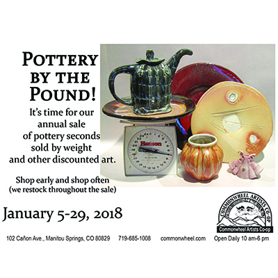 Pottery by the Pound
