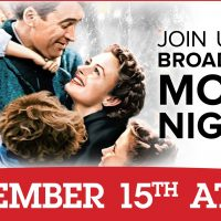 Movie Night: 'It's a Wonderful Life' presented by Broadmoor Hotel Theater at Broadmoor Hotel Theater, Colorado Springs CO