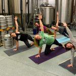 Yoga & Brews presented by  at ,