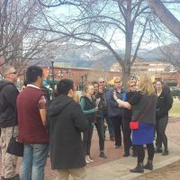 Downtown Walking Tours: Law & Disorder