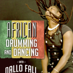 African Drumming and Dancing presented by SunWater Spa at SunWater Spa, Manitou Springs CO