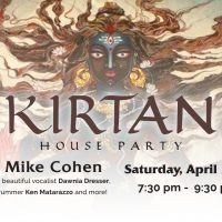 Kirtan House Party with Mike Cohen