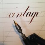 Calligraphy Basics with Sherry Weaver presented by PPLD: Rockrimmon Library at PPLD - Rockrimmon Branch, Colorado Springs CO